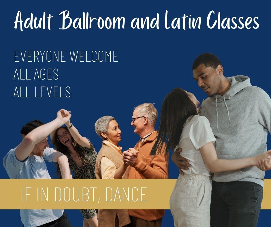 Adults Dance Classes