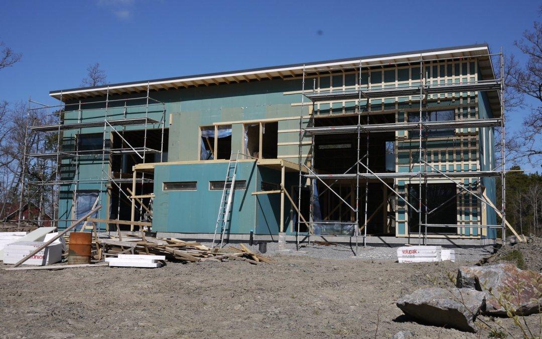 Paritalo >300 m2 Hirvensalo. LVIS suunnittelu ja toimitus.