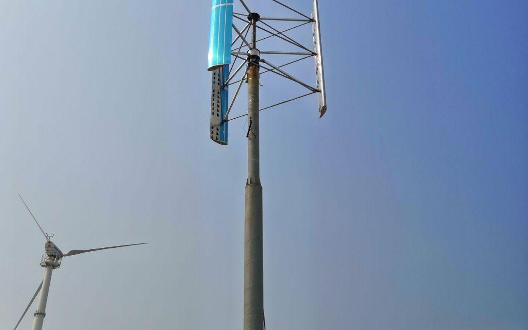 Keväällä toimitettavat uudet tuulivoimalat ovat koekäytössä tehtaalla!