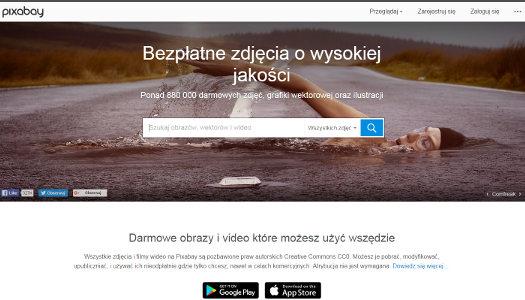baza zdjęć pixbay