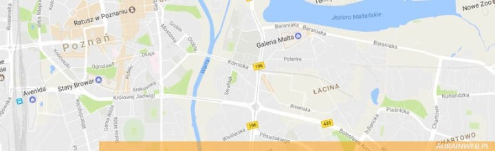 Wyłączenie przybliżenia scroll'em na mapach Google