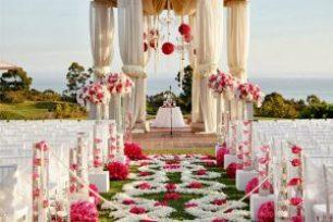 mikrofoni kāzu ceremonijau