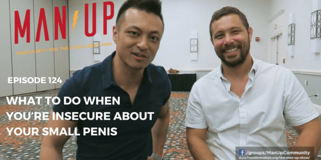 """What To Do When You're Insecure About Your Small Penis"""
