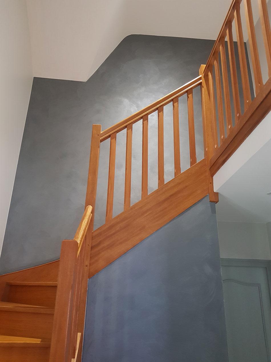 couloir et cage d escaliers