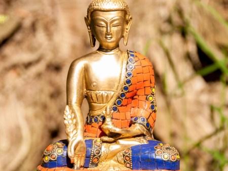 Medizin-Buddha, 22 cm