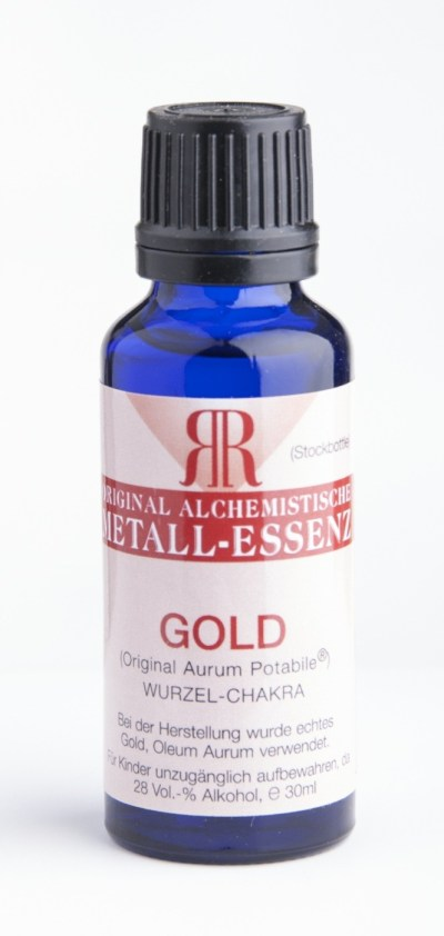 "GOLD Essenz, ""Aurum Potabile"" 30 ml"