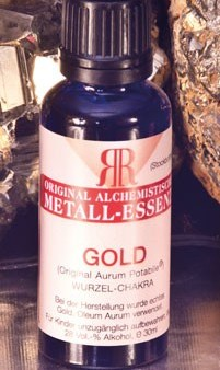 """GOLD Essenz, """"Aurum Potabile"""" 30 ml"""