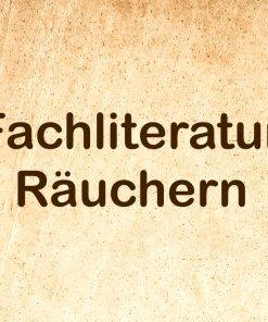 Fachliteratur Räuchern