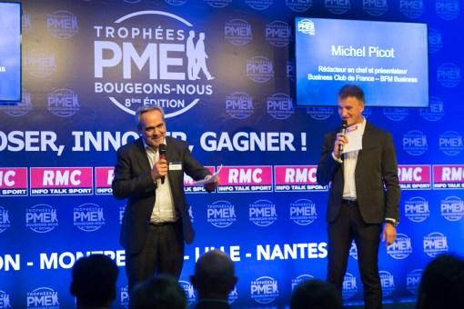 Trophées PME Bougeons-nous 2017
