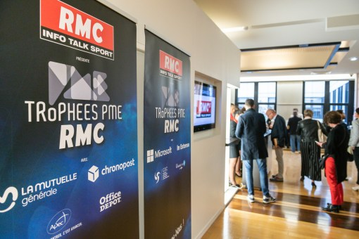 Reportage Trophées PME RMC 2019