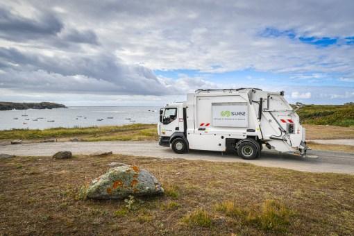 Reportage SUEZ | Revalorisation des déchets à l'île d'Yeu