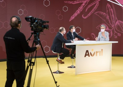 "Reportage ""Nourrir la vie"" Groupe AVRIL"