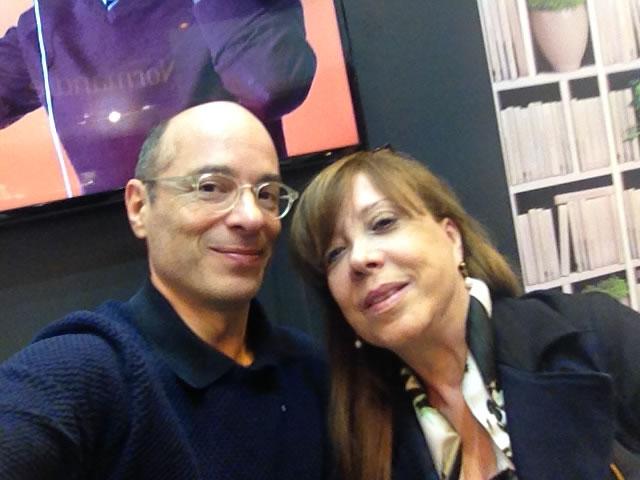 Mes rencontres aux salons du livre à Paris