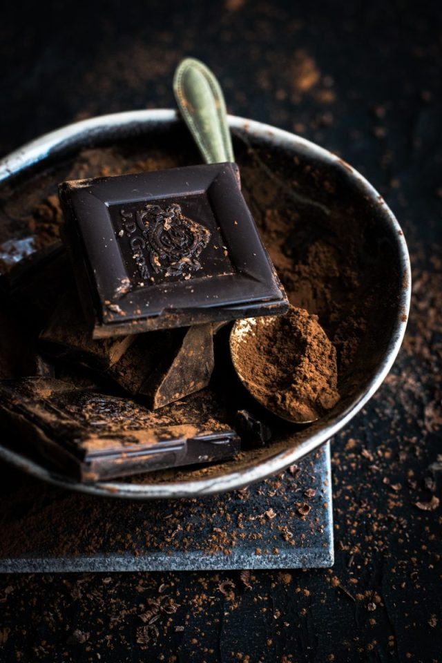 dark chocolate nutrition
