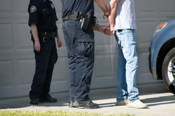 逮捕されたら素直に認めるしか無い