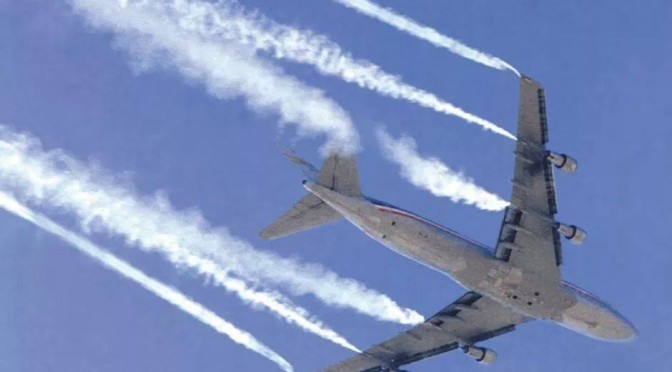 Chemtrails – Total Control Part 1
