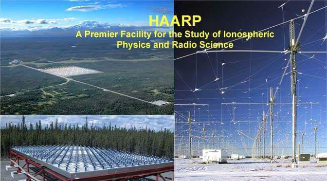 HAARP: High-frequency Active Auroral Research Program