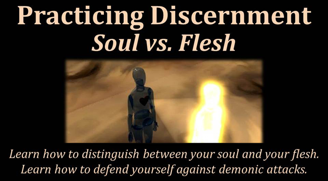 Sanity Requires Discernment & Self Discipline