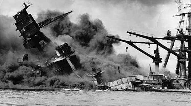 Pearl Harbor The False Flag Attack