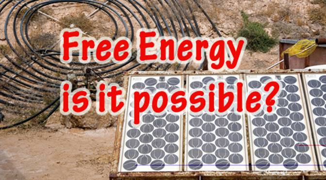 The Truth About Free Energy
