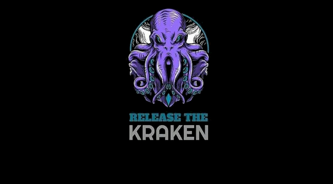 The Kraken has been released…