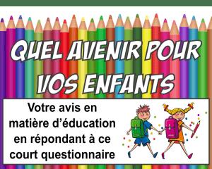 Auriol, quel avenir pour vos enfants ?
