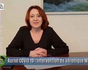 Auriol : Véronique Miquelly - COVID 19