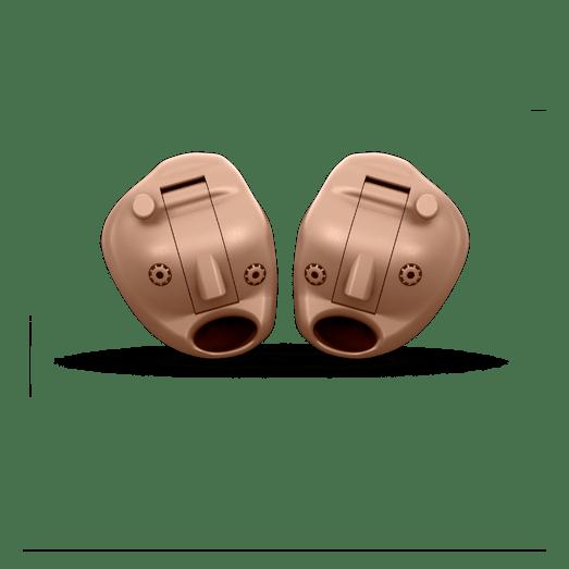 AGXO ITC Hearing Aid