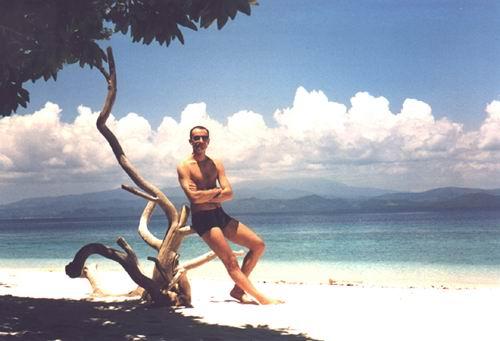 Relax sull'isola deserta di Lihaga