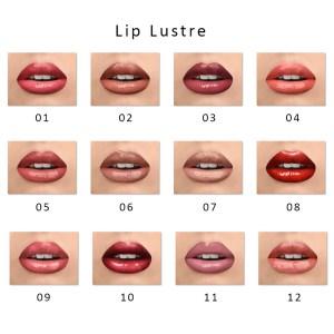 lip lustre colors on lip