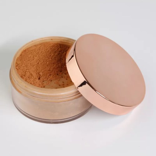 loose setting powder rose gold