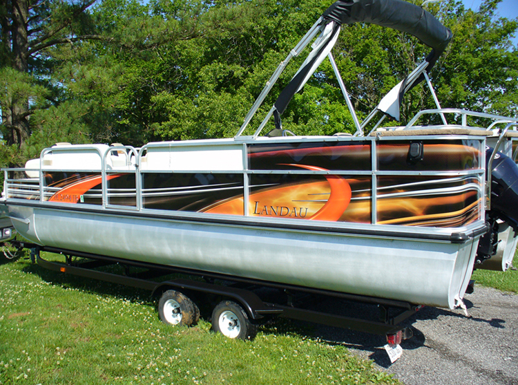 Gallery Boat Aurora Graphics