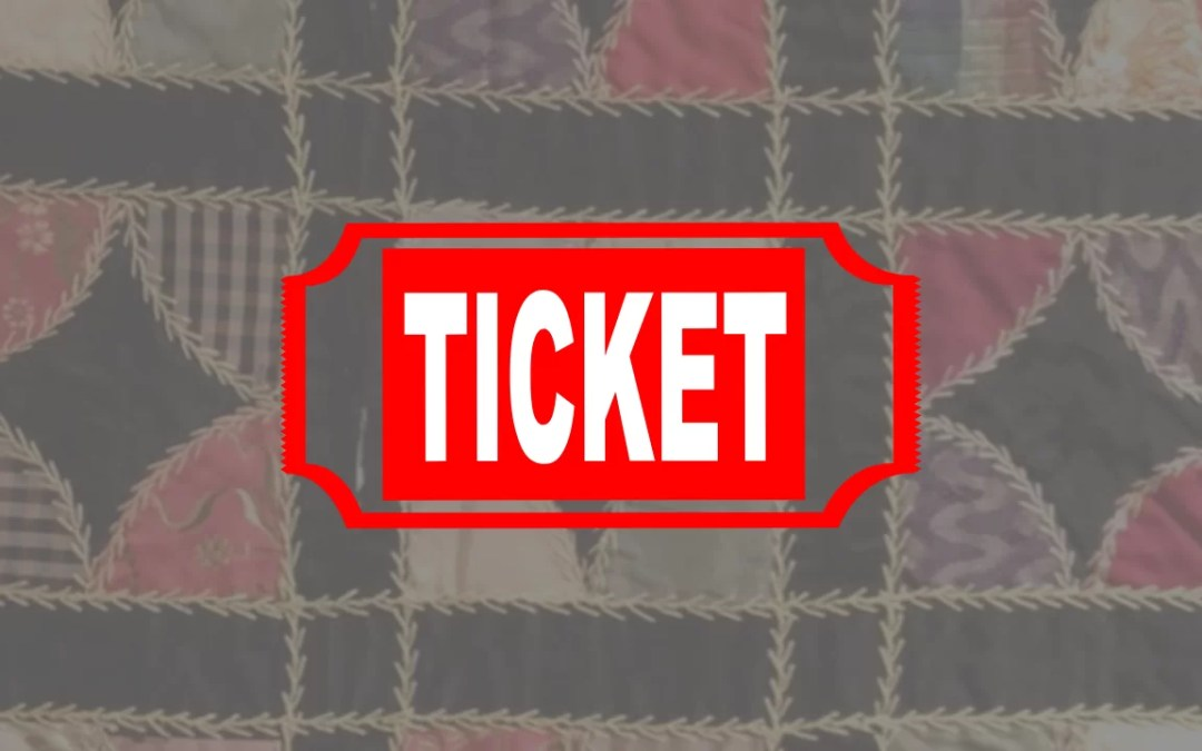 Ticket: Quilts & Quilting As Communication (10/27/19 @ 3 pm)