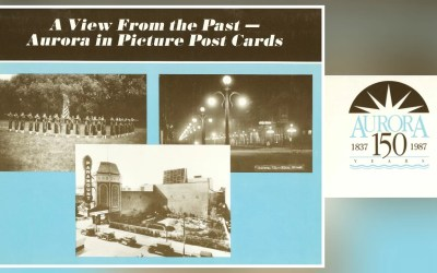 New Old Stock Alert!  A View From the Past — Aurora in Picture Post Cards
