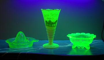 Collections Spotlight: Uranium Glass