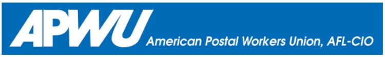 Pandemic: APWU Signs Leave Adjustments with USPS