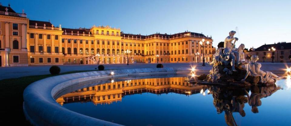 Vienna incentive corporate events conference