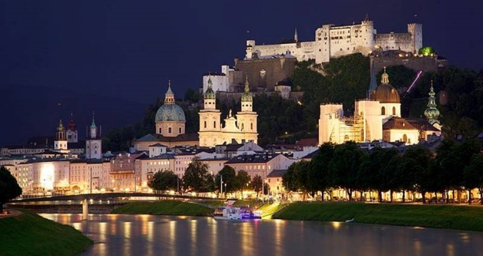 Austria escorted tours – Salzburg coach tours