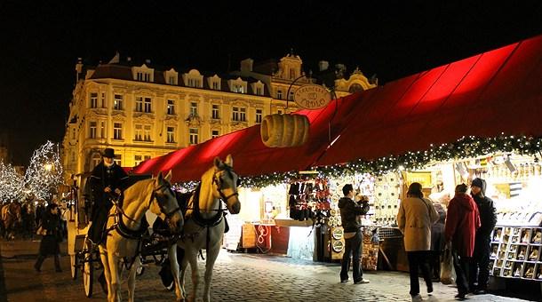 Advent Europe tour Christmas markets tour