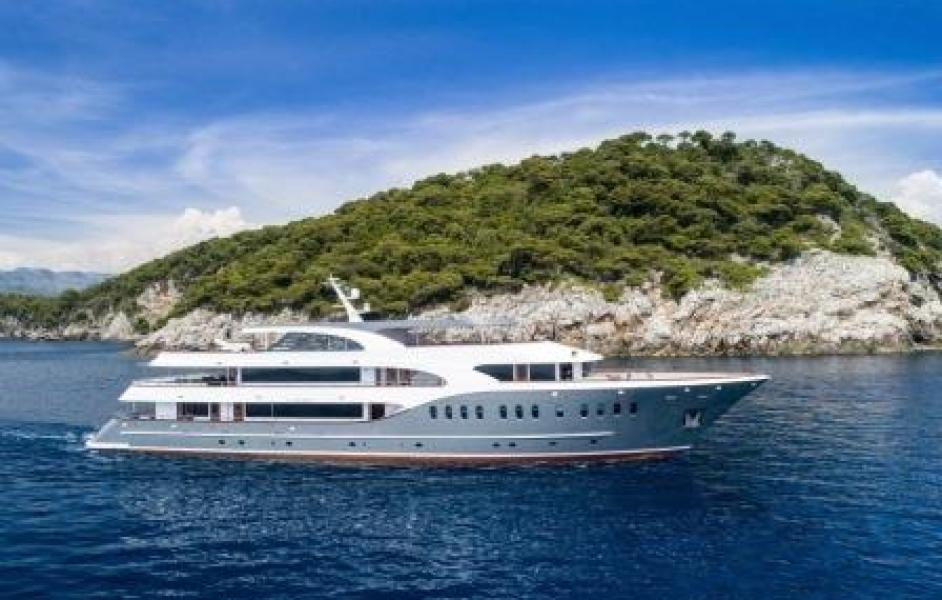 one way cruise dubrovnik split luxury