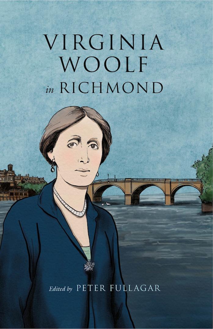 Author Talk: Virginia Woolf in Richmond, Victoria Library