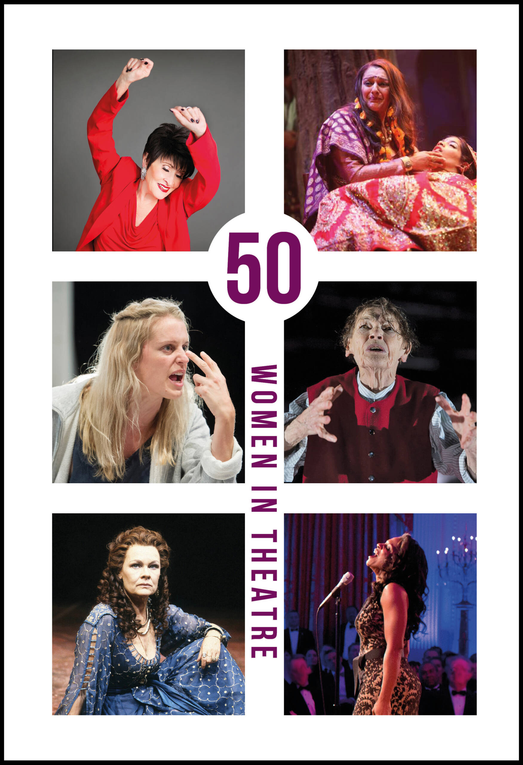 50 Women in Theatre