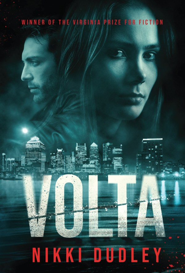 Cover of Volta by Nikki Dudley