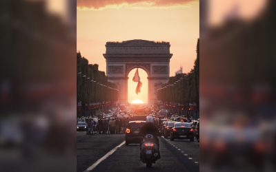 Paris Henge, media