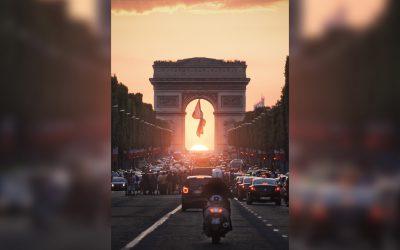 Paris Henge, media