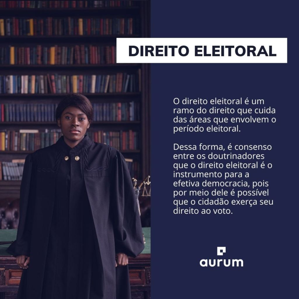 O que é direito eleitoral?