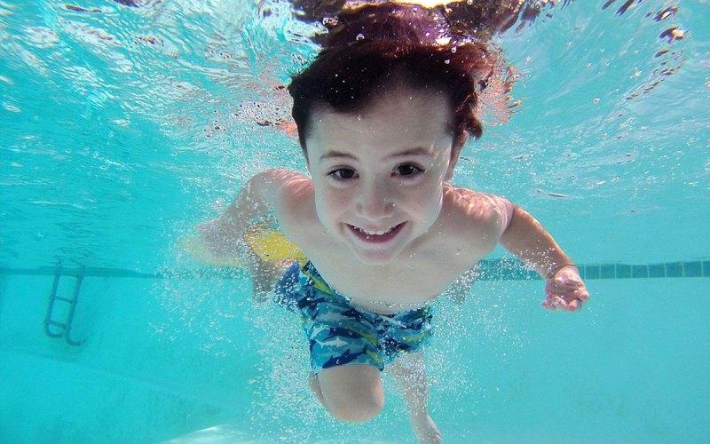 Initiation à la natation