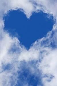 Gedichte von Liebe & Leben - Den Wolken von Georg Heym