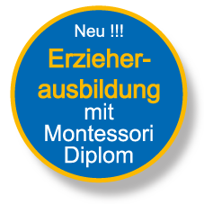 NEU: Erzieherausbildung mit Montessori-Diplom