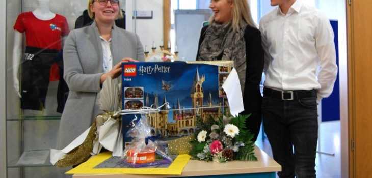 Berufliche Schule Paula Fürst FAWZ gGmbH_Vorgezogene Verabschiedung_Dezember 2019
